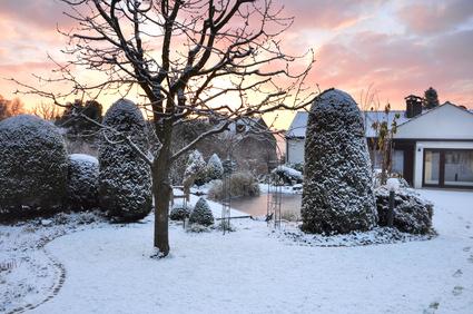 Den Garten winterfest machen – das müssen Sie beachten