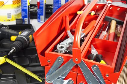 Wie viel Werkzeug benötigt jeder Haushalt?