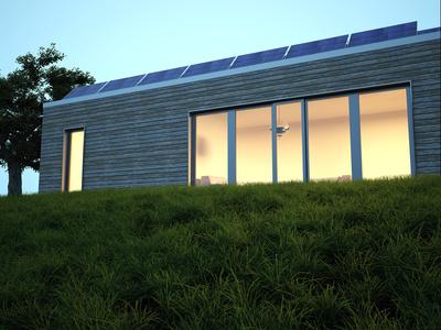 Keine Utopie – das Plusenergiehaus
