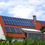Solaranlagen auf einem Eigenheim