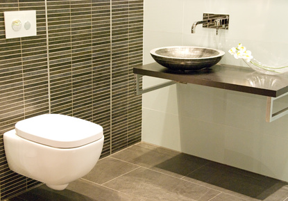 Regenwasser für die Toilette