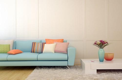Ein Ort zum Wohlfühlen: die Basics für ein gemütliches Wohnzimmer