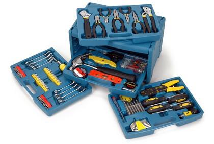 Die Heimwerker-Handtasche: Das gehört in einen ordentlichen Werkzeugkoffer