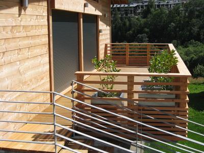 So bleibt Holz im Außenbereich lange schön