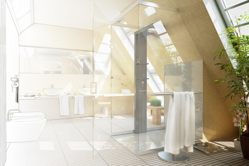 So planen Sie Ihr perfektes Badezimmer