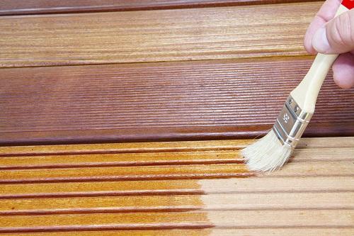 Holzlasur – So geht es richtig!