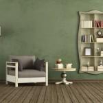 Vintage Wohnzimmer