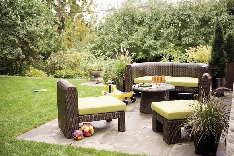 Das Wohnzimmer für den Garten: Lounge-Gartenmöbel