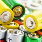Mehrere Batterien