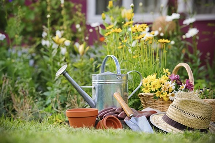 Immer schön entspannt bleiben – Gartentipps für Faule