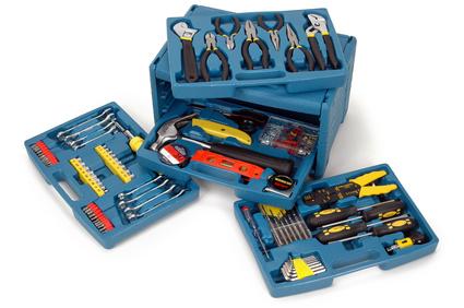 Durchdacht gemacht: Professionelle Werkzeugkoffer