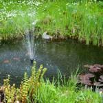 Springbrunnen selbst gebaut – so geht's